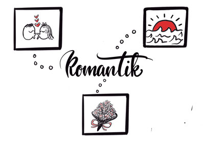 Sketchnote Sketchnotes Erklärung Definition Romantik