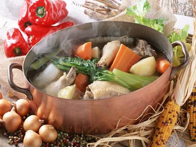 産婦人科 野菜料理