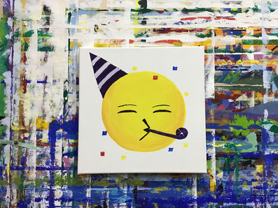 Emoji Party Gelungenes feiern