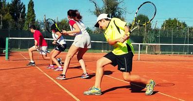 Tennis. Mental Trainer, Mental Coach, Modena. Giorgio Sola ©