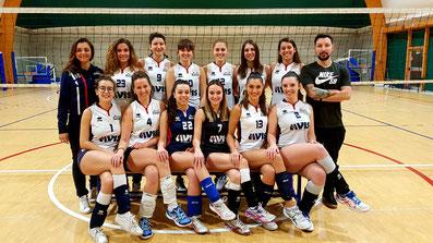 Psicologia dello Sport e Mental training, Volley Rubiera, Reggio Emilia. Giorgio Sola ©