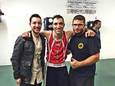 Francesco Vulcano, pugilato, boxe. Mental training & Sport Vision. Giorgio Sola ©