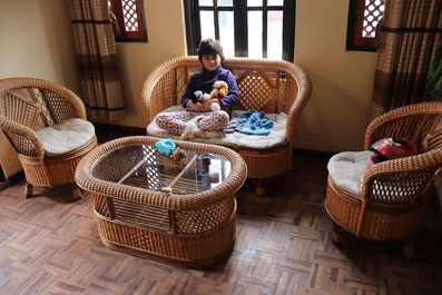 Hotelempfehlung Katmandu: Dils Homestay
