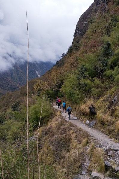Annapurna Basecamp Wanderung
