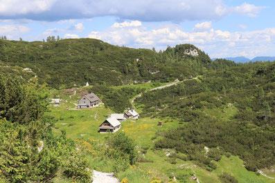 Bogatinom Hütte