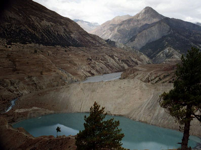 Akklimatisationstrip zum Gangapurna Lake, Foto: © Klaus Hessenauer