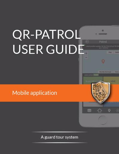 Benutzerhandbuch Mobile application - Wächterkontrollsystem