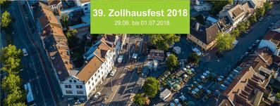 Drohnenaufnahmen Luftbild Drohnenbild Erlangen Erlanger Zollhausfest