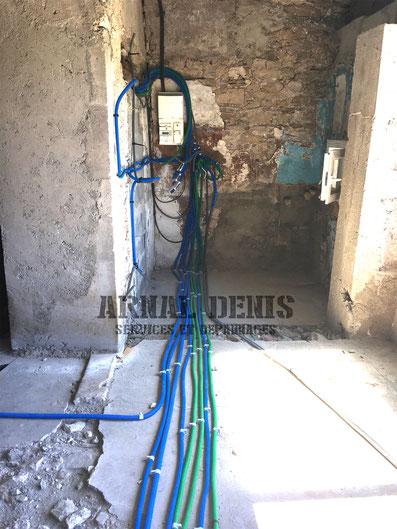 installation électrique 34600