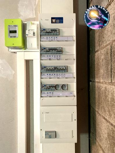 electricien le bousquet d orb 34260