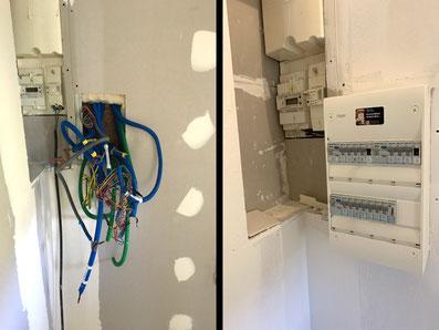 installation electrique 34600