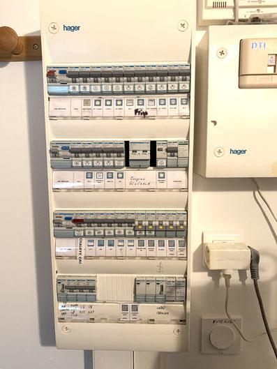 electricien bedarieux remplacement tableau electrique