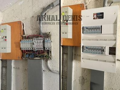 électricien bédarieux 34600 le bousquet d'orb 34260