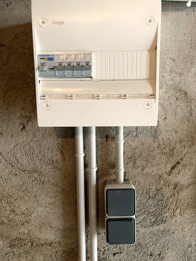 installation tableau electrique la tour sur orb 34260
