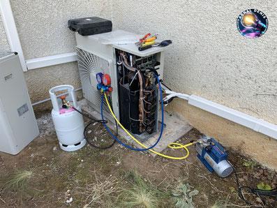 recharge climatisation bedarieux 34600