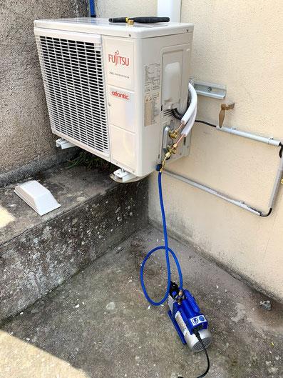 installation climatisation reversible 34260