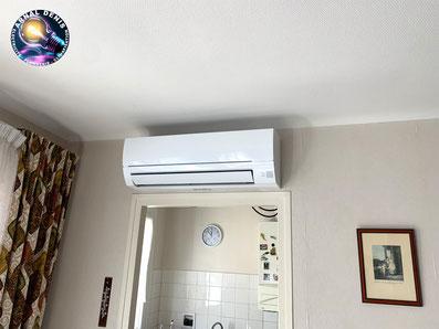 pose climatisation reversible la tour sur orb 34260