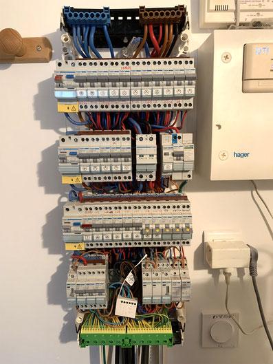 electricien bédarieux renovation electrique