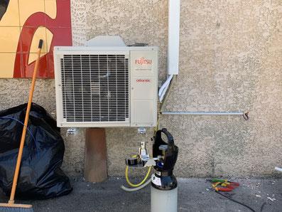 remplacement climatisation la tour sur orb 34260