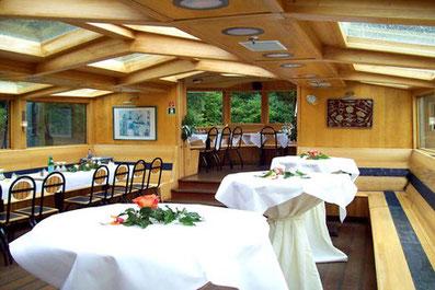 Restaurantschiff Philippa