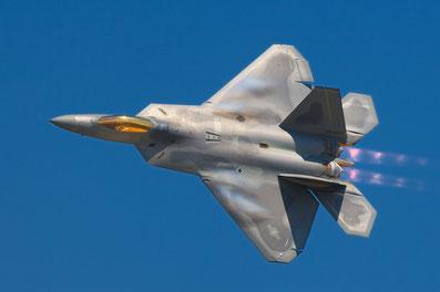 Lockheed Martin F-22 Raptor / (foto: Lockheed Martin)