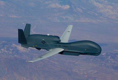 RQ-4 Global Hawk / © Northrop Grumman