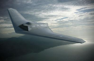 RQ-170 Sentinel / © Lockheed Martin