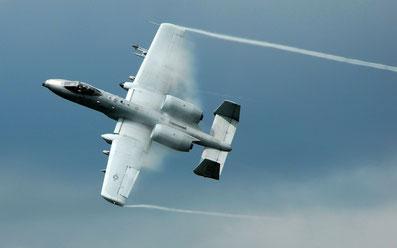 A-10 Thunderbolt II / © USAF