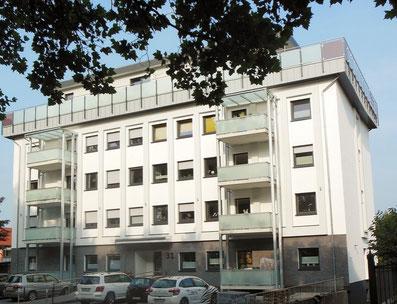 Mehrfamilienhaus in Bad Driburg In Verwaltung der Zebra Hausverwaltung einschließlich Wärmemessdienst
