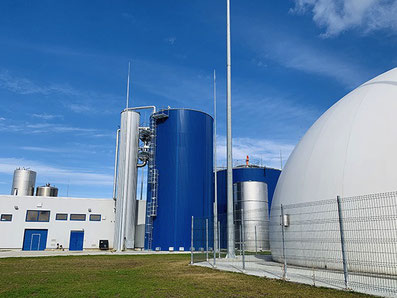 Planta depuradora industria de lácteos - AGUAS residuales fabrica de lácteos tratamiento de aguas Aqualimpia