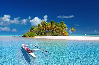 Sonne, Meer, Strand, Erholung