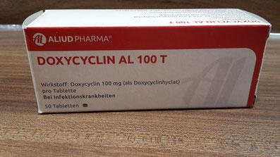 Trockene Augen,Sicca Syndrom Behandlungsmethode Doxycyclin