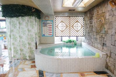 水風呂(2F)