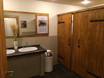 Vorraum Damentoiletten am Kuhstall