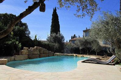 piscine-pierre-quartzit-cascade