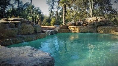tarif piscine cascade