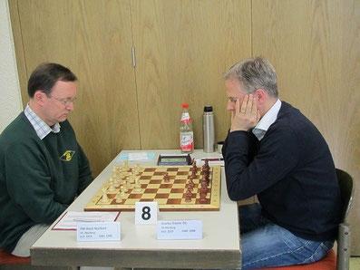 Norbert Heck, Schachfreunde Neuberg