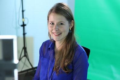 Melanie Ohme im chess24-Studio