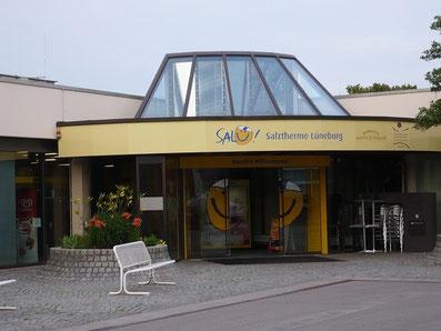 Salztherme Salü in Lüneburg