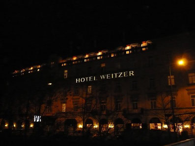 Hotel Weitzer, Graz