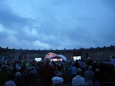 Konzert Susan Boyle, Bath 2013