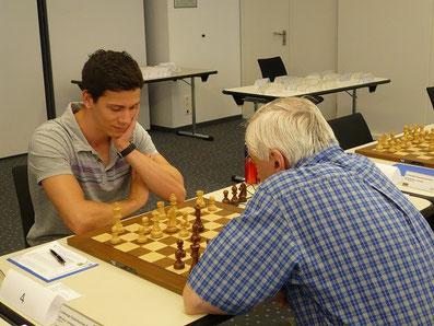 Lüneburger Schachfestival 2013, Nikolas Lubbe