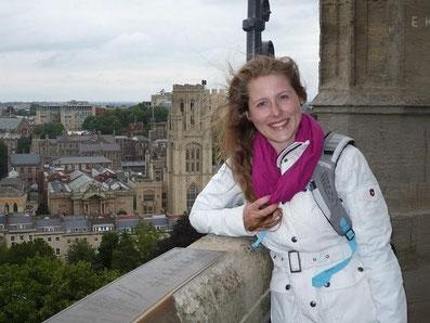 Sprachkurs in Bath, trip to Bristol