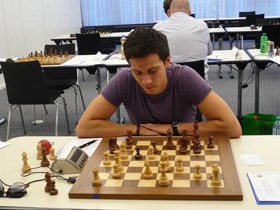 Nikolas Lubbe, Lüneburger Schachfestival 2013