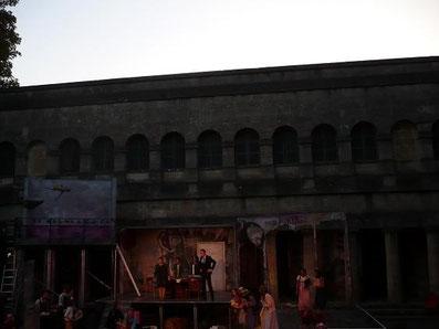 Open air theater Bath, Dracula