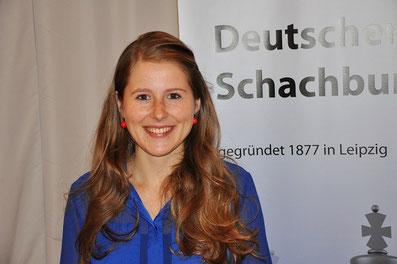 Melanie Ohme, German Masters der Frauen 2014 in Dresden