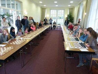 Simultan in Bad Hersfeld am 26.10.2013 mit Melanie Ohme