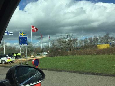 Einreise nach Dänemark