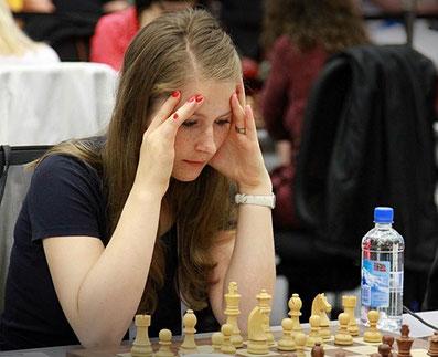 Melanie Ohme, Schacholympiade 2014 in Tromsø