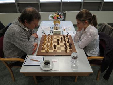 Deutsche Schach-Einzelmeisterschaft 2012, Osterburg